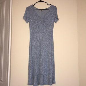 Dresses & Skirts - Long Blue Brunch Dress